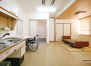 在宅看護実習室